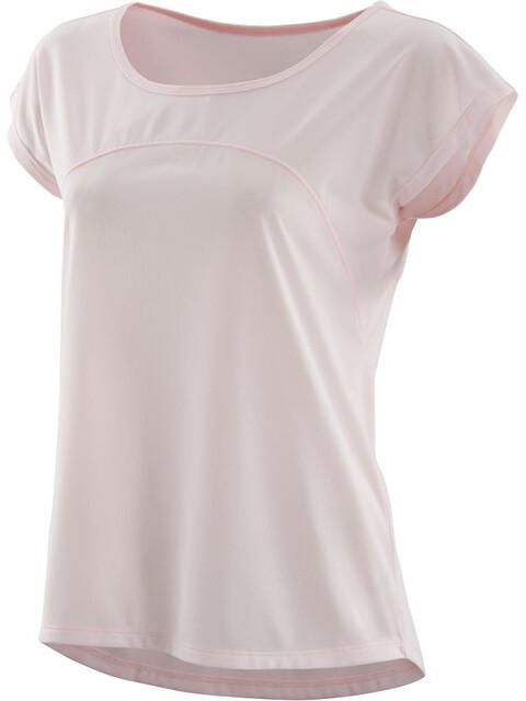 Skins Code Cap Hardloopshirt korte mouwen Dames roze